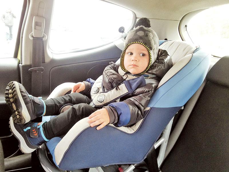 детское автокресло,рейд гаи, безопасность детей