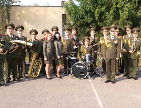 оркестр 120-й отдельной гвардейской механизированной бригады