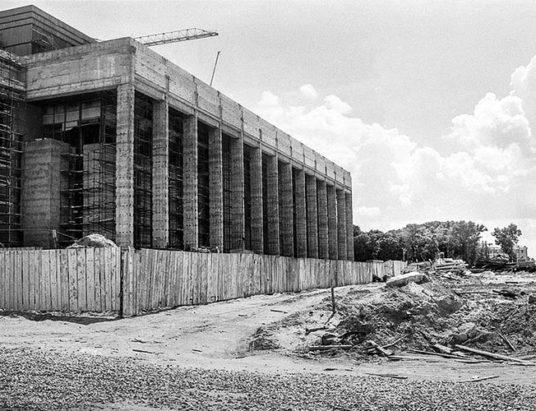 строительство дворца республики, минск