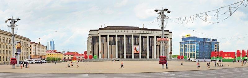 дворец, республики