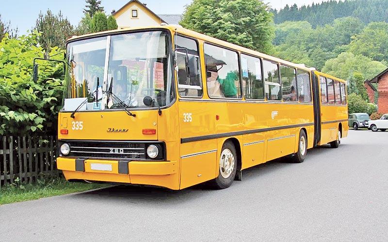 икарус, автобус