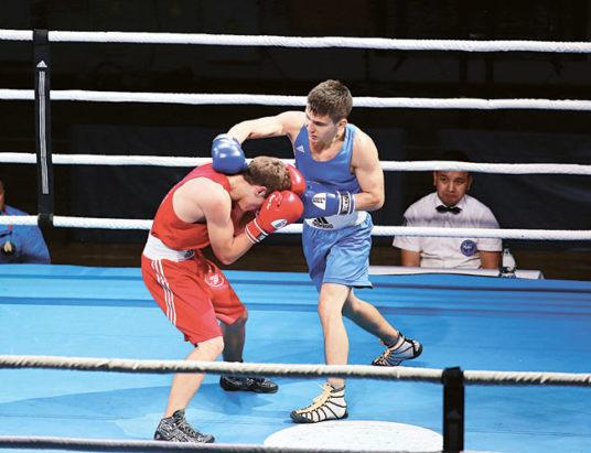 турнир по боксу памяти Героя Советского Союза Виктора Ливенцева