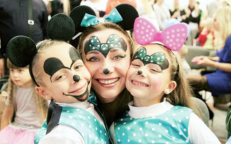 фестиваль близнецов «Счастье вдвойне»