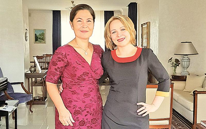 посол турции в беларуси Нилвана Дарама