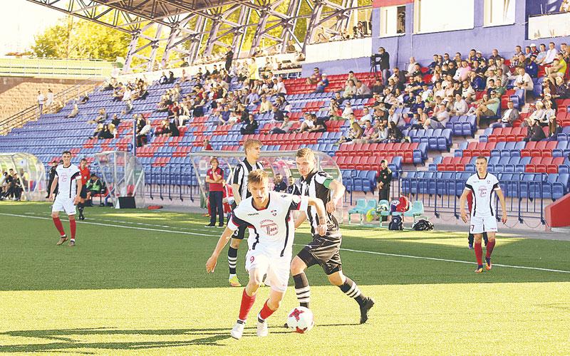 Стадион ФК«Минск»