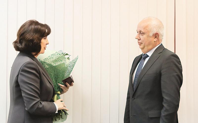 Наталья Кочанова, Анатолий Сивак