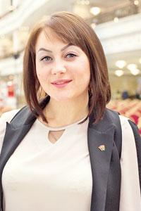 Анастасия Марковская