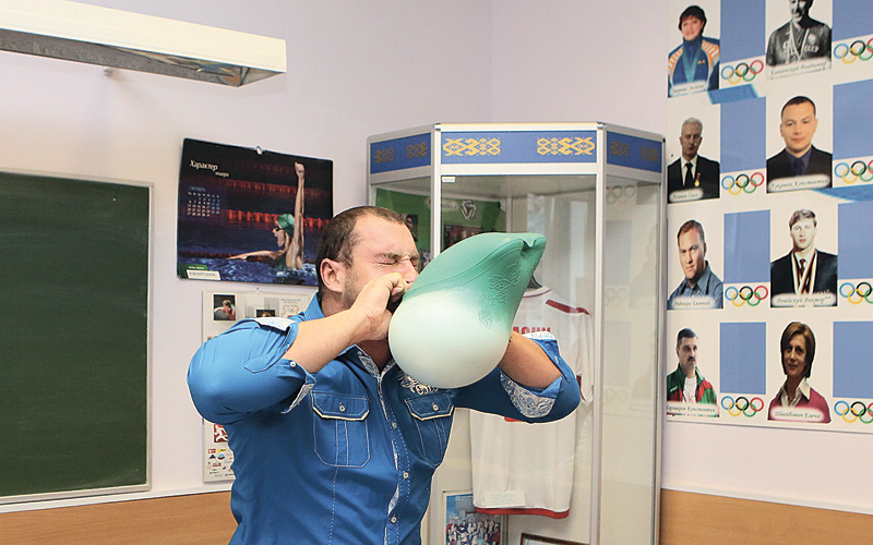 Кирилл Шимко, мастер-класс