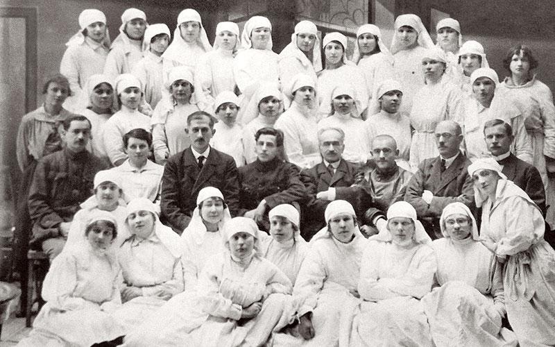 100 лет медколледжу, минск