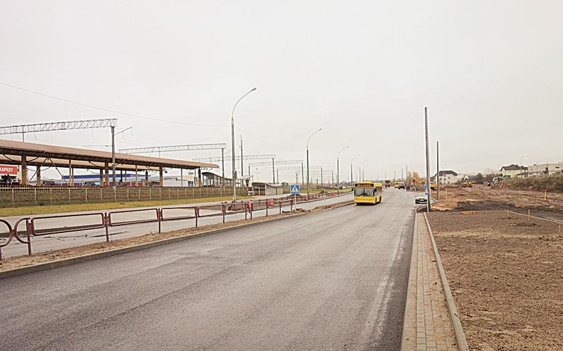 Переулок Колесникова, минск