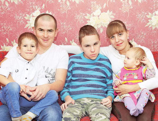 Татьяна Курьянович, семья
