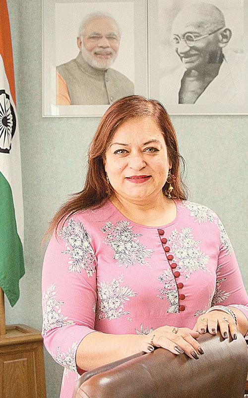 Сангита Бахадур
