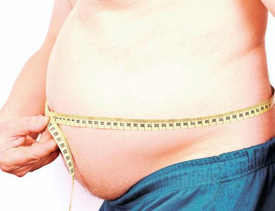 лишний вес, диабет