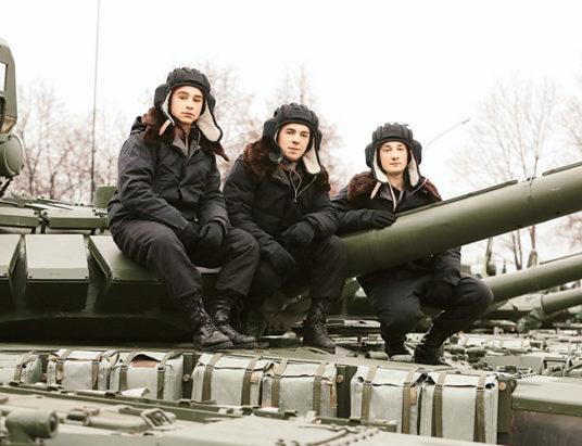 танки, 120-я гвардейская отдельная механизированная бригада