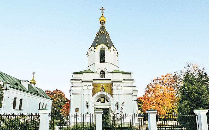 Сторожевка, церковь Святой Равноапостольной Марии Магдалины