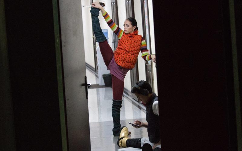 большой театр, балет,кордебалет
