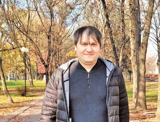 Виктор Барченко