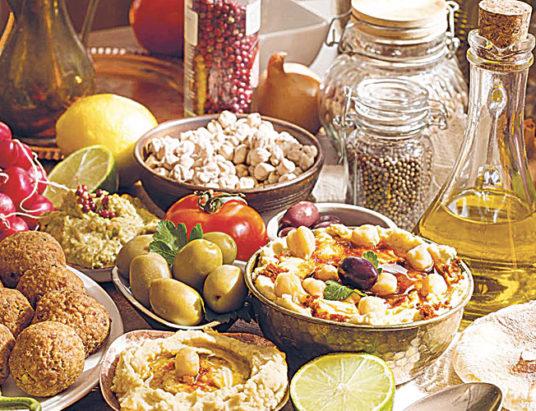 Израиль, кухня