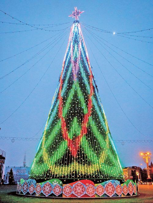 елка, новый год, минск