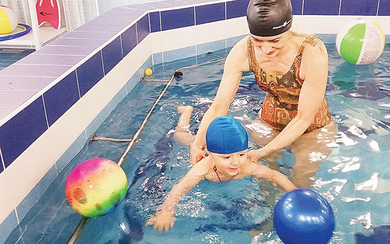 бассейн, 6 детская поликлиника