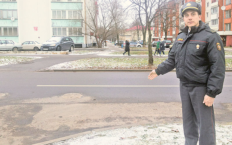 осипенко, пешеходный переход