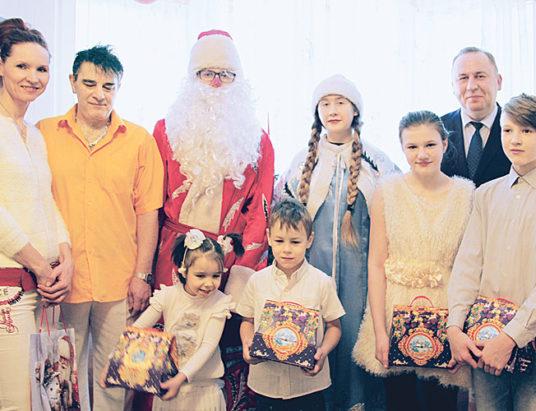 семья Светланы Герцык и Любомира Митева