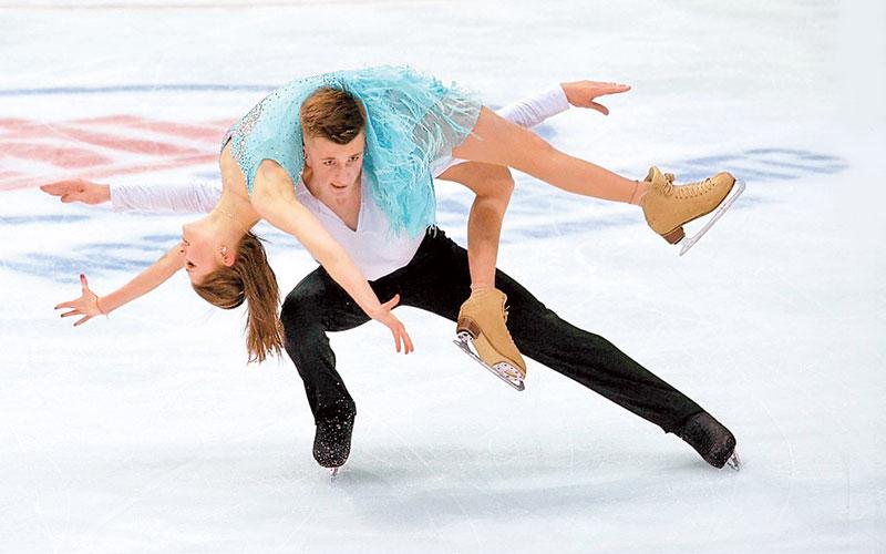 Анна Кубликова и Юрий Гулицкий