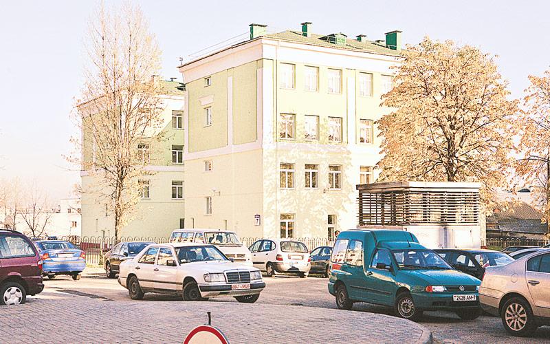 Средняя школа №26, минск