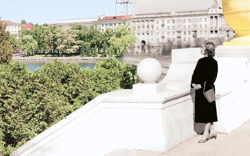 Набережная Свислочи, 1960-е