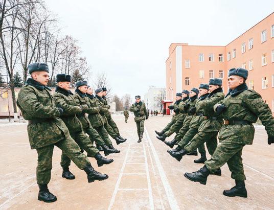 армия, беларусь