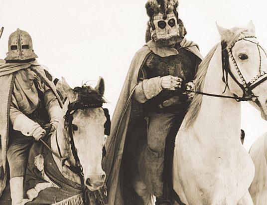 дикая охота короля стаха, кино
