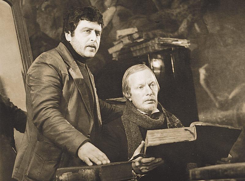 Валерий Рубинчик и Альберт Филозов