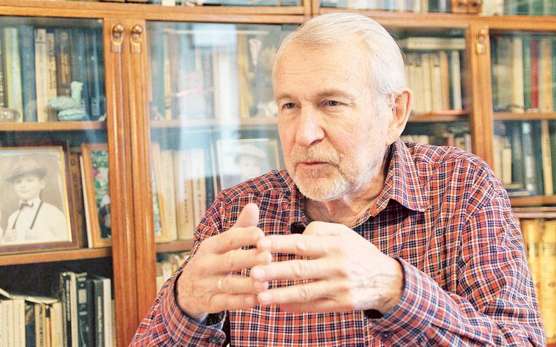 Игорь Волчек, мультфильм