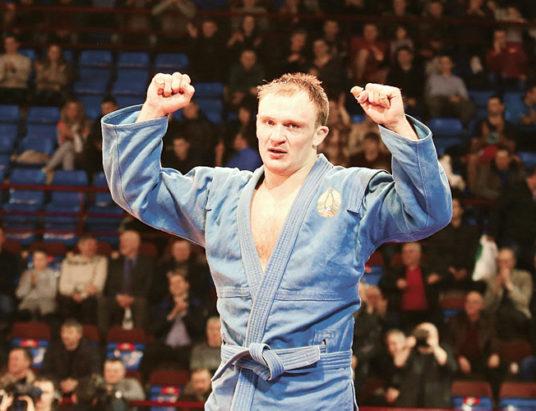 Андрей Казусенок, самбо