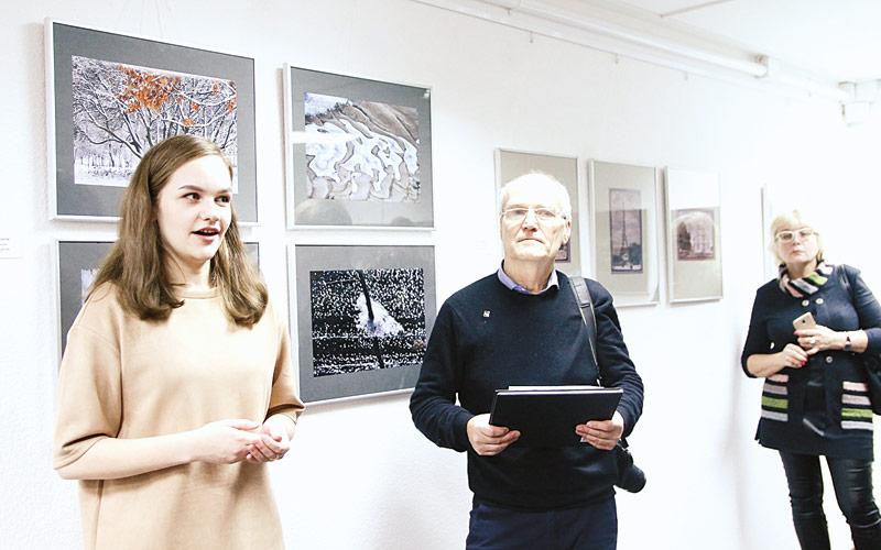 выставка участников народного фотоклуба «Мiнск»