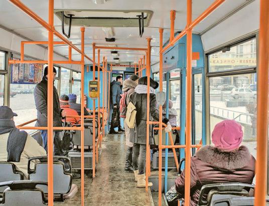 транспорт, пассажиры