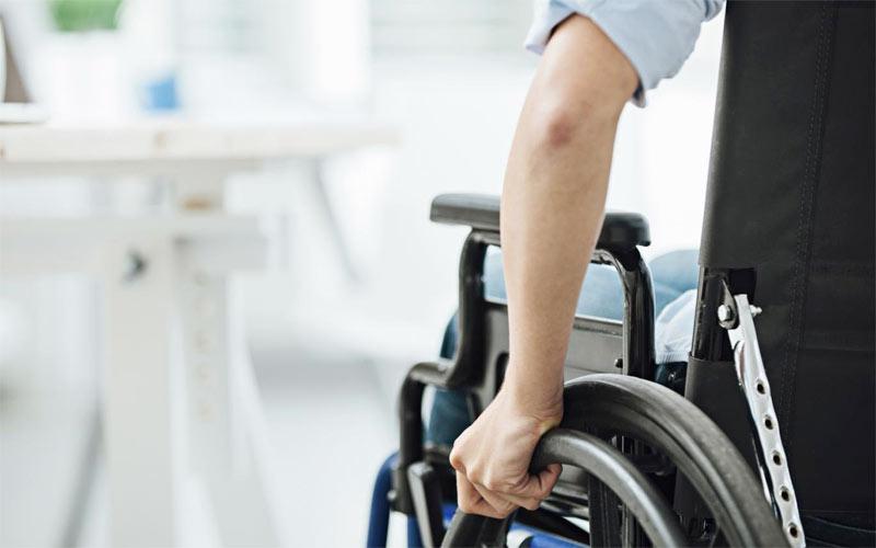 инвалид, работа