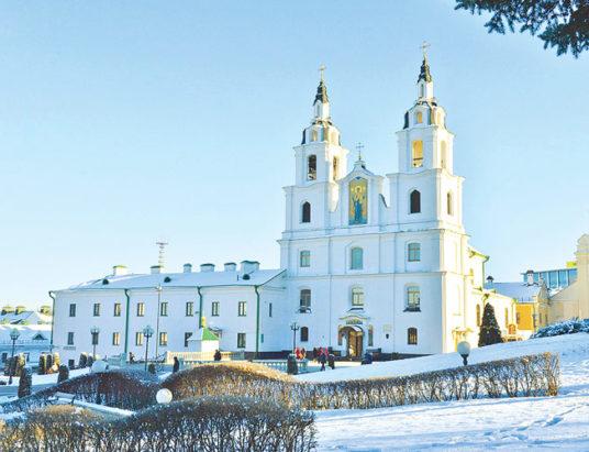 кафедральный собор, минск