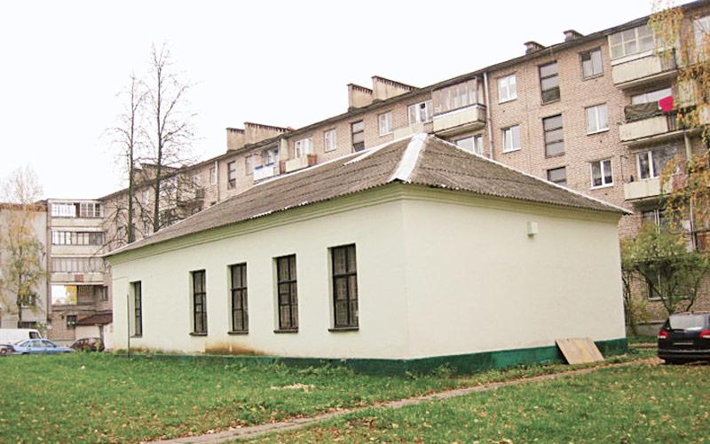 улица Антоновская, минск