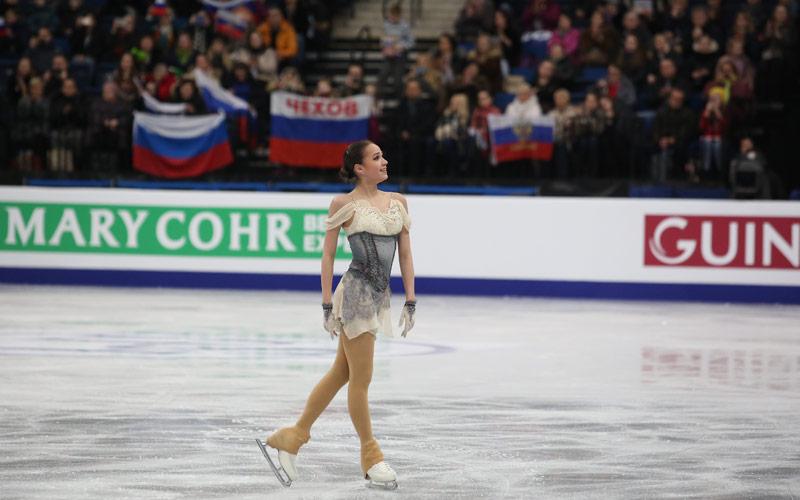 чемпионат европы по фигурному катанию, загитова