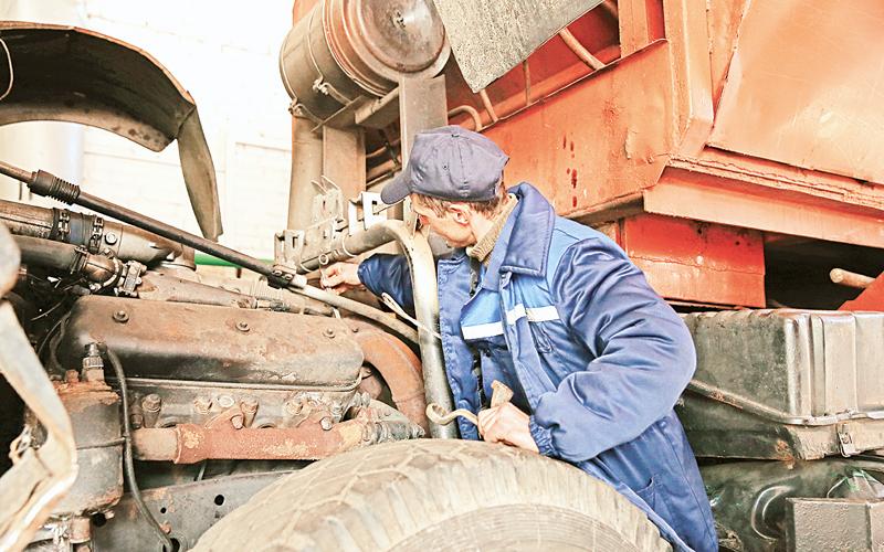 ремонт машины, минск