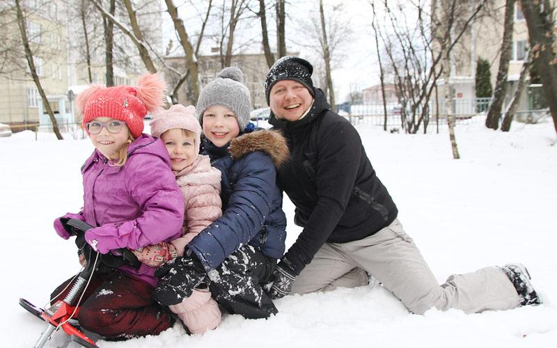 Кирилл Будкевич, семья