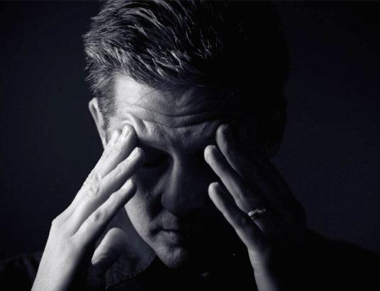 мужчина, депрессия