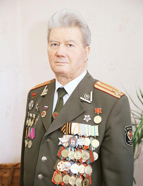 Арсений Люцко, ветеран
