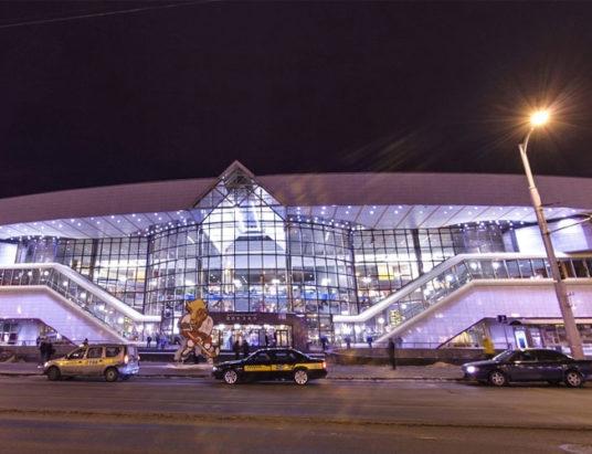 железнодорожный вокзал, минск