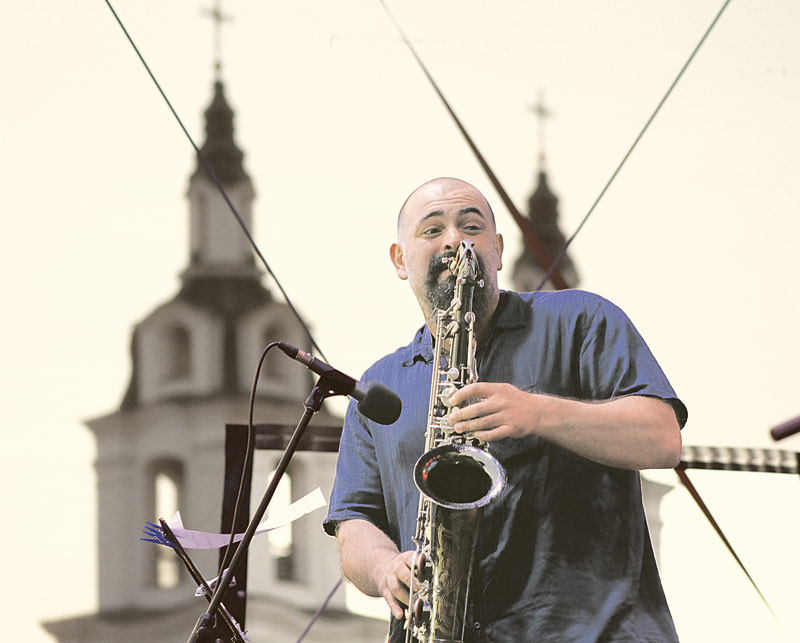 джаз у ратуши