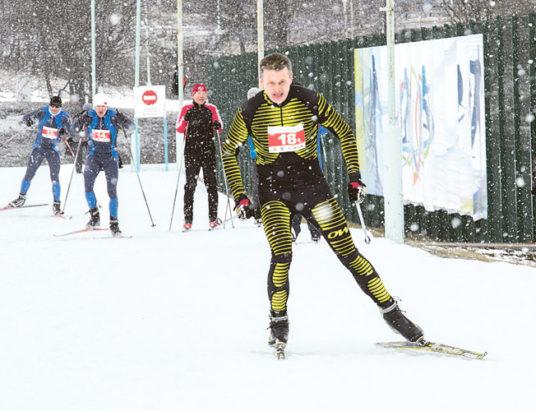 Минская лыжня—2019