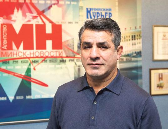 Камандар Маджидов