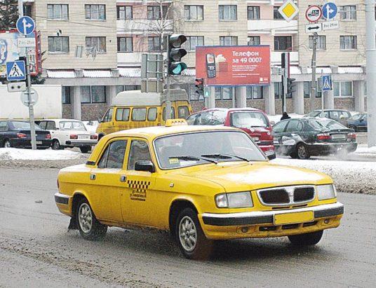 такси, минск
