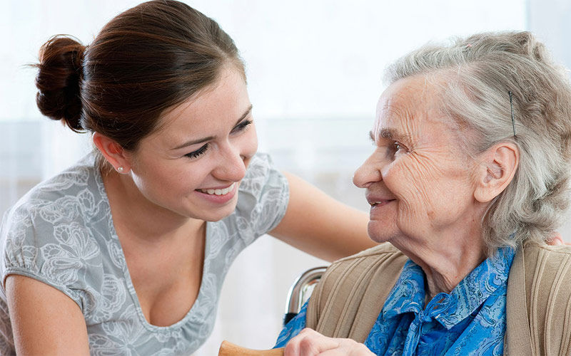 пожилые, помощь